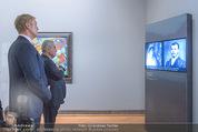 Chagall bis Malewitsch Ausstellungseröffnung - Albertina - Do 25.02.2016 - Klaus Albrecht SCHR�DER, Heinz FISCHER27