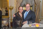 Chagall bis Malewitsch Ausstellungseröffnung - Albertina - Do 25.02.2016 - Willibald CERNKO, Jasminka STANCUL74