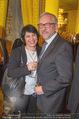 Chagall bis Malewitsch Ausstellungseröffnung - Albertina - Do 25.02.2016 - Susanne BRANDSTEIDL, Rudolf Rudi SCHICKER88