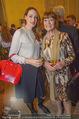 Chagall bis Malewitsch Ausstellungseröffnung - Albertina - Do 25.02.2016 - Agnes NEBEHAY, Dina LAROT93