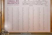 Chagall bis Malewitsch Ausstellungseröffnung - Albertina - Do 25.02.2016 - 96