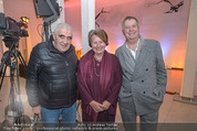 Montagssalon - Seccession - Mo 29.02.2016 - Peter NOEVER, Hilde HAWLICEK, Wolf D. PRIX77