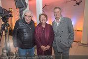 Montagssalon - Seccession - Mo 29.02.2016 - Peter NOEVER, Hilde HAWLICEK, Wolf D. PRIX78
