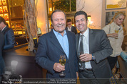 The Bank Opening - Park Hyatt Vienna - Di 01.03.2016 - Ferdi und Omar BESIM5