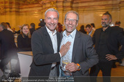 Vinaria Trophy - Palais Niederösterreich - Mi 02.03.2016 - Rainer PARIASEK, Gerhard ZADROBILEK24