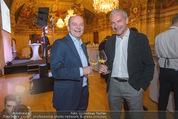 Vinaria Trophy - Palais Niederösterreich - Mi 02.03.2016 - Rainer PARIASEK, Herbert PROHASKA3