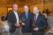 Vinaria Trophy - Palais Niederösterreich - Mi 02.03.2016 - Rainer PARIASEK, Manfred TEMENT, Dominique MEYER32