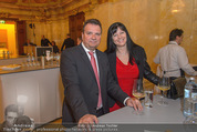 Vinaria Trophy - Palais Niederösterreich - Mi 02.03.2016 - Karl SCHL�GEL mit Begleitung34