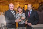 Vinaria Trophy - Palais Niederösterreich - Mi 02.03.2016 - Erwin PR�LL, Kristina SPRENGER, Dominique MEYER37