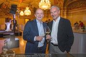 Vinaria Trophy - Palais Niederösterreich - Mi 02.03.2016 - Rainer PARIASEK, Herbert PROHASKA4