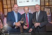 Vinaria Trophy - Palais Niederösterreich - Mi 02.03.2016 - Herbert PROHASKA, Dominique MEYER, Erwin PR�LL42
