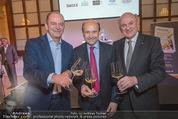 Vinaria Trophy - Palais Niederösterreich - Mi 02.03.2016 - Herbert PROHASKA, Dominique MEYER, Erwin PR�LL43