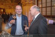 Vinaria Trophy - Palais Niederösterreich - Mi 02.03.2016 - Herbert PROHASKA, Erwin PR�LL44