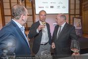 Vinaria Trophy - Palais Niederösterreich - Mi 02.03.2016 - Rainer PARIASEK, Erwin PR�LL45