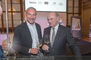 Vinaria Trophy - Palais Niederösterreich - Mi 02.03.2016 - Rainer PARIASEK, Erwin PR�LL46