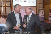 Vinaria Trophy - Palais Niederösterreich - Mi 02.03.2016 - Rainer PARIASEK, Erwin PR�LL47