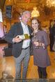 Vinaria Trophy - Palais Niederösterreich - Mi 02.03.2016 - Rainer PARIASEK mit Ehefrau Eva9