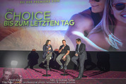Kinopremiere ´The Choice´ - Village Cinemas - Do 03.03.2016 - 89