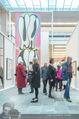 Oswald Oberhuber Ausstellung - 21er Haus - Di 08.03.2016 - Besucher, Publikum, G�ste102