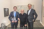 Oswald Oberhuber Ausstellung - 21er Haus - Di 08.03.2016 - Josef OSTERMAYER, Oswald OBERHUBER Alfred WEIDINGER11