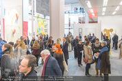 Oswald Oberhuber Ausstellung - 21er Haus - Di 08.03.2016 - Besucher, Publikum, G�ste110