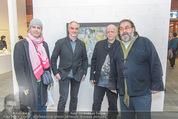 Oswald Oberhuber Ausstellung - 21er Haus - Di 08.03.2016 - 126
