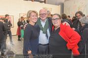 Oswald Oberhuber Ausstellung - 21er Haus - Di 08.03.2016 - Ernst HILGER, Eva BLIMLINGER128