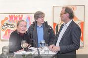 Oswald Oberhuber Ausstellung - 21er Haus - Di 08.03.2016 - 129