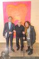 Oswald Oberhuber Ausstellung - 21er Haus - Di 08.03.2016 - Josef OSTERMAYER, Oswald OBERHUBER13