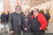 Oswald Oberhuber Ausstellung - 21er Haus - Di 08.03.2016 - 130