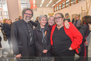 Oswald Oberhuber Ausstellung - 21er Haus - Di 08.03.2016 - 131