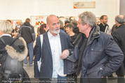 Oswald Oberhuber Ausstellung - 21er Haus - Di 08.03.2016 - 133