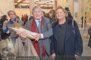 Oswald Oberhuber Ausstellung - 21er Haus - Di 08.03.2016 - 141