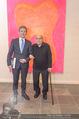 Oswald Oberhuber Ausstellung - 21er Haus - Di 08.03.2016 - Josef OSTERMAYER, Oswald OBERHUBER15