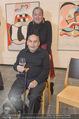 Oswald Oberhuber Ausstellung - 21er Haus - Di 08.03.2016 - Oswald OBERHUBER, Agens HUSSLEIN22