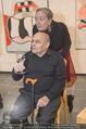 Oswald Oberhuber Ausstellung - 21er Haus - Di 08.03.2016 - Oswald OBERHUBER, Agens HUSSLEIN23
