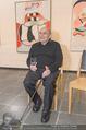 Oswald Oberhuber Ausstellung - 21er Haus - Di 08.03.2016 - Oswald OBERHUBER (Portrait)27