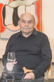 Oswald Oberhuber Ausstellung - 21er Haus - Di 08.03.2016 - Oswald OBERHUBER (Portrait)28