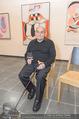 Oswald Oberhuber Ausstellung - 21er Haus - Di 08.03.2016 - Oswald OBERHUBER (Portrait)29