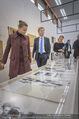 Oswald Oberhuber Ausstellung - 21er Haus - Di 08.03.2016 - Luisa ZIAJA, Josef OSTERMAYER31