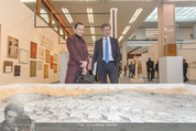 Oswald Oberhuber Ausstellung - 21er Haus - Di 08.03.2016 - Luisa ZIAJA, Josef OSTERMAYER35