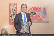 Oswald Oberhuber Ausstellung - 21er Haus - Di 08.03.2016 - Josef OSTERMAYER37