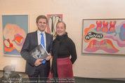 Oswald Oberhuber Ausstellung - 21er Haus - Di 08.03.2016 - Josef OSTERMAYER, Agnes HUSSLEIN43