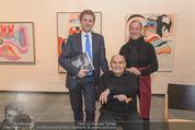 Oswald Oberhuber Ausstellung - 21er Haus - Di 08.03.2016 - Oswald OBERHUBER, Josef OSTERMAYER, Agnes HUSSLEIN44