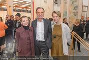 Oswald Oberhuber Ausstellung - 21er Haus - Di 08.03.2016 - Luisa ZIAJA, Alfred WEIDINGER, Katharina HUSSLEIN48