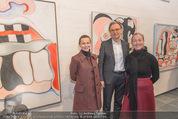 Oswald Oberhuber Ausstellung - 21er Haus - Di 08.03.2016 - Luisa ZIAJA, Alfred WEIDINGER, Agnes HUSSLEIN50