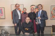 Oswald Oberhuber Ausstellung - 21er Haus - Di 08.03.2016 - L ZIAJA, A WEIDINGER, A HUSSLEIN, J OSTERMAYER, O OBERHUBER52