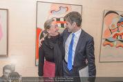 Oswald Oberhuber Ausstellung - 21er Haus - Di 08.03.2016 - Agnes HUSSLEIN, Josef OSTERMAYER55