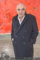 Oswald Oberhuber Ausstellung - 21er Haus - Di 08.03.2016 - Peter NOEVER61