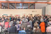 Oswald Oberhuber Ausstellung - 21er Haus - Di 08.03.2016 - 69